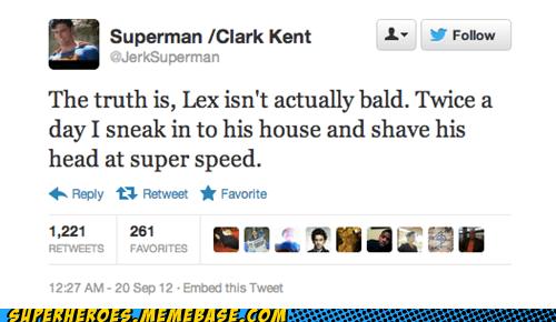 twitter lex luthor superman - 7452204032