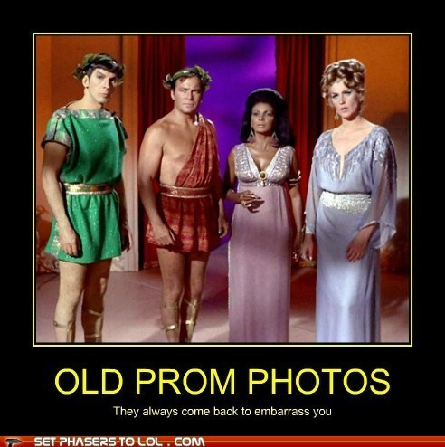very demotivational Star Trek prom - 7452386048