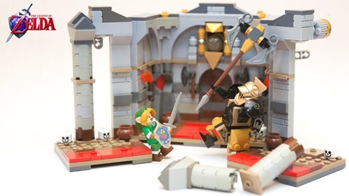 lego,legend of zelda,video games