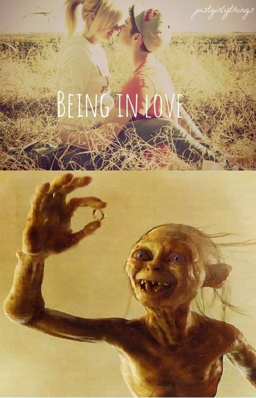 just girly things Lord of the Rings Sméagol - 7453317888