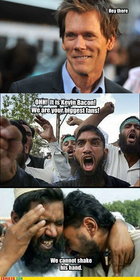 kevin bacon tremors sad but true muslims funny - 7453986304