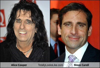 alice cooper steve carell totally looks like funny - 7454722304