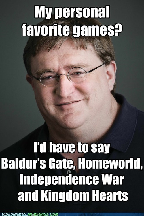 3 333 video games gaben funny