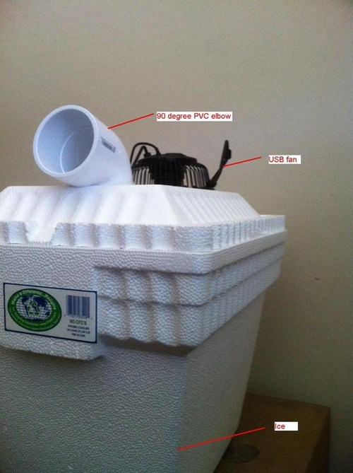 DIY funny air conditioner - 7455656960