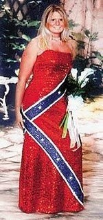 confederate flag,dress