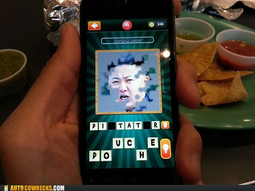 kim jong-un,games,D-Bag,funny