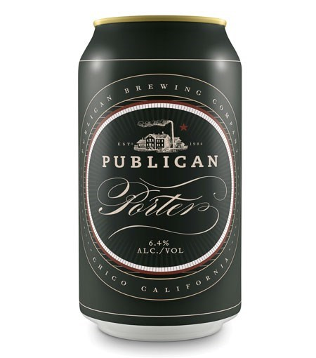 classy can award,publican porter,awesome,funny
