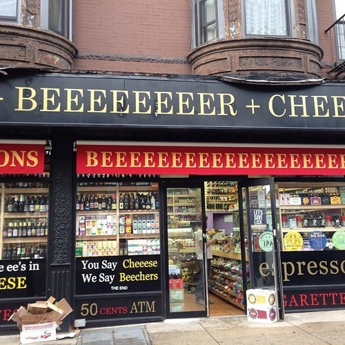 beer sign cheese funny store - 7455890944