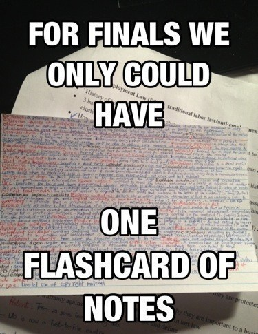 school finals flashcard notes - 7456068864