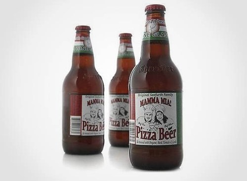 beer pizza eww combo funny - 7456317184