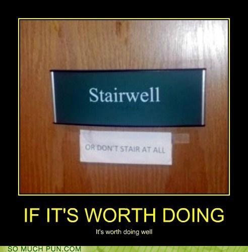 puns,stairwell,funny
