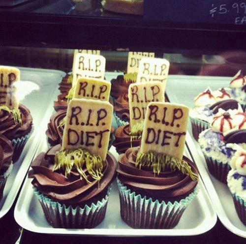 diet fat rip diet cupcakes obesity funny - 7456480256