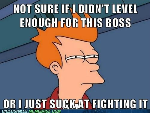 not sure if Memes action rpgs futurama funny