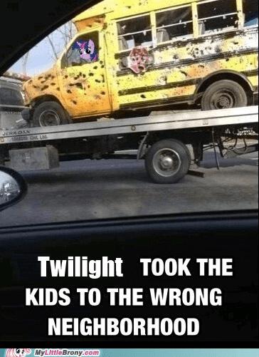 IRL twilight sparkle funny bus - 7456797952