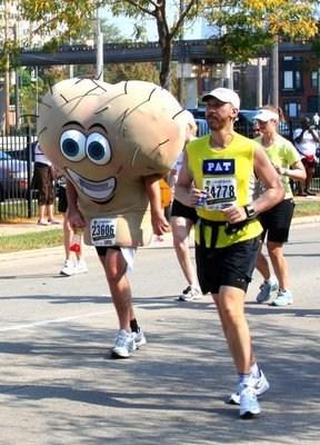 dude parts what marathon funny weird - 7456809984
