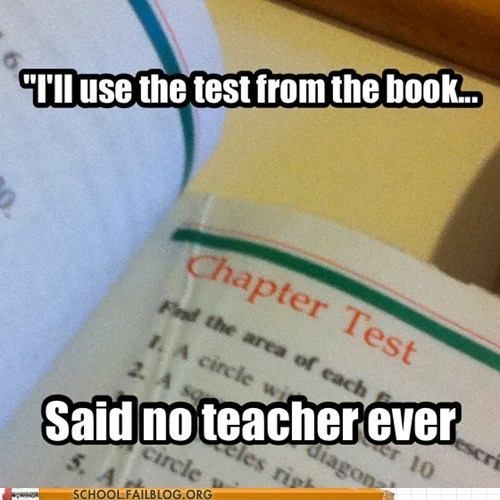 lesson plan,teacher,book,test,funny