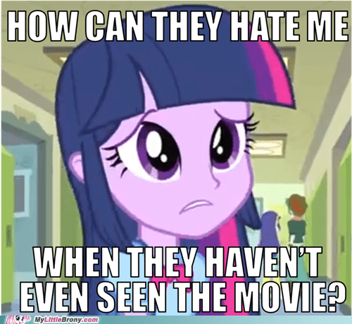 haters gonna hate equestria girls love and tolerate twilight sparkle - 7457045760