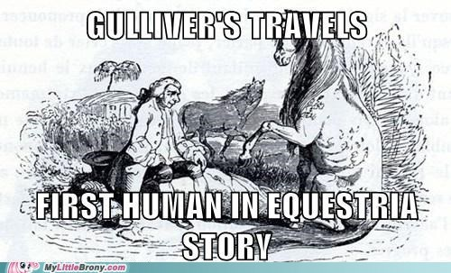 horses gullivers-travels funny equestria - 7457730304