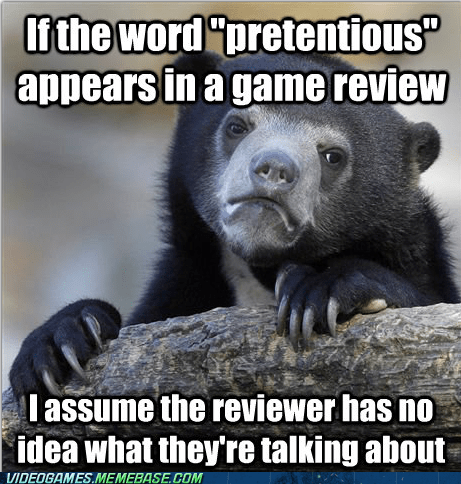 Memes Confession Bear video games funny - 7458344448