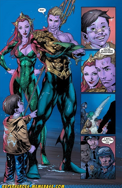 off the page aquaman police - 7459451392
