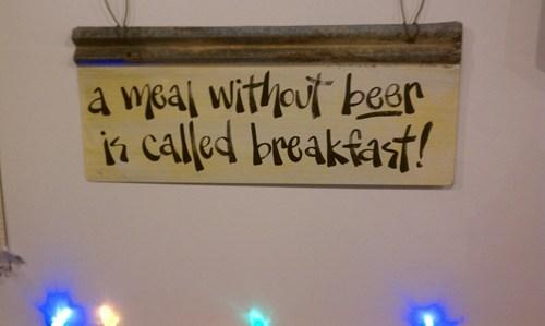 beer,sign,breakfast,funny