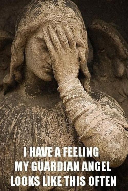 statues angels funny - 7459794176