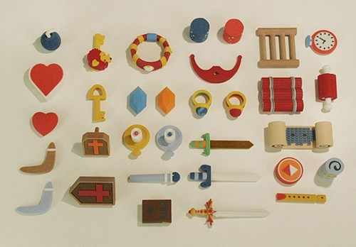list,cool stuffs,legend of zelda,3-D printing,zelda,funny