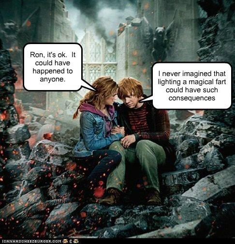 Harry Potter farts - 7460329216