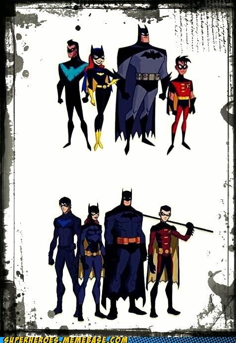 Saturday Morning Cartoons animation batman - 7460653824