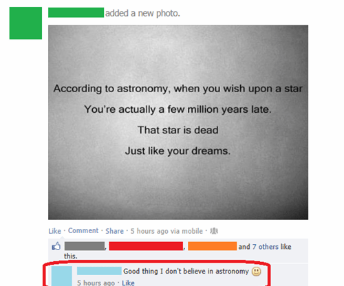 astrology,Astronomy,stars,funny,space,failbook,g-rated-universe