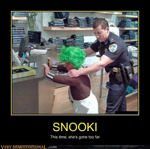 snooki oompa loompa arrested funny - 7461831936