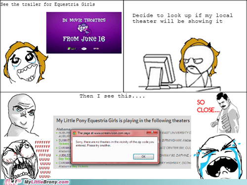 equestria girls,funny,Rage Comics
