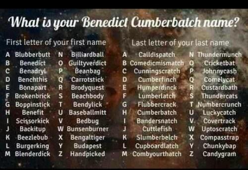 benedict cumberbatch funny celeb - 7462167808