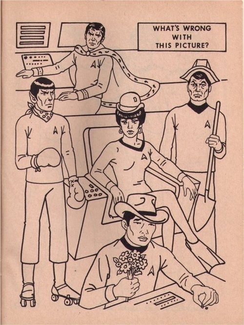 pictures wtf hats Star Trek funny