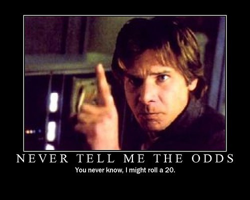 d&d,Han Solo,funny,20 sided die