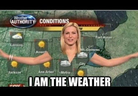 live news weathergirl weather greenscreen funny