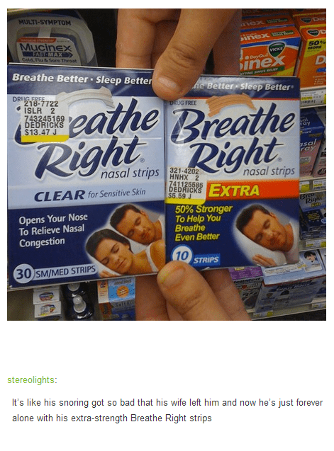 breathe right strips,divorce,breathe right