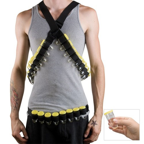 shots bandolier wtf awesome funny - 7463090432