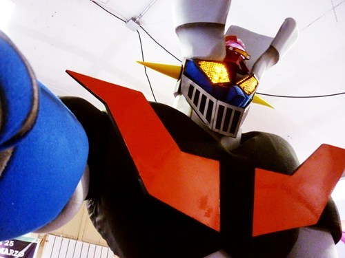 cosplay anime Mazinger Z - 7463176960