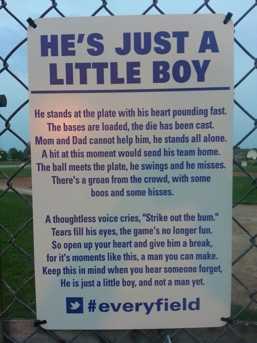 sportsmanship little league baseball funny g rated win - 7463730432