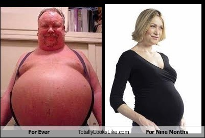 For Ever Totally Looks Like For Nine Months