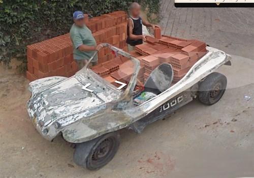 bricks cars funny - 7465981696