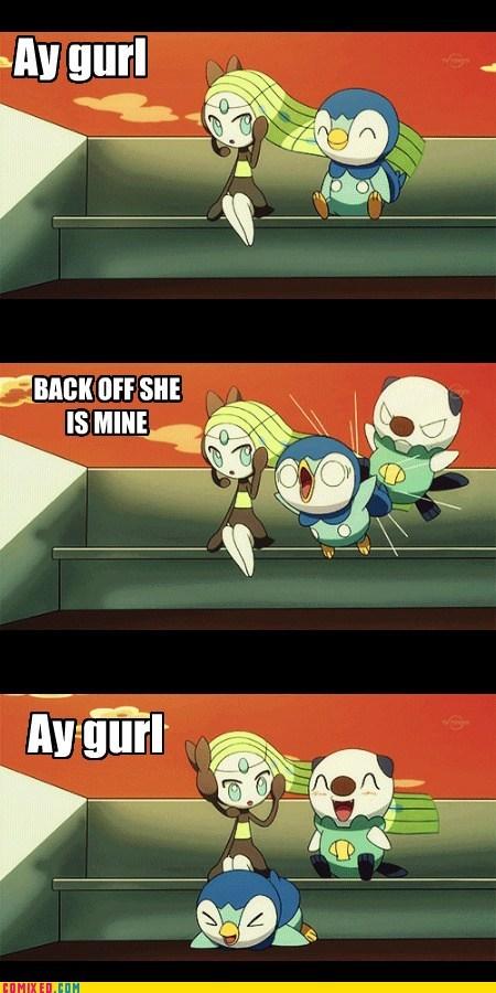 Pokémon relationships funny - 7466063872