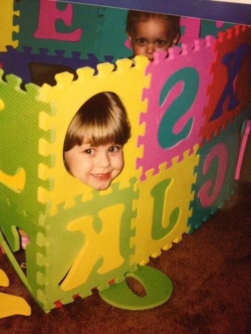 photobomb retro kids funny - 7466071296
