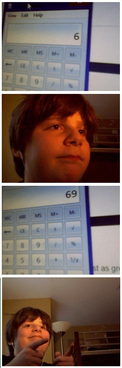 69 calculators so true lol numbers funny - 7466127104