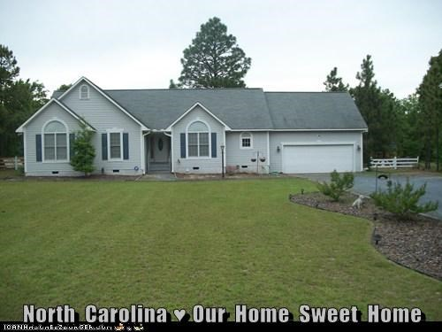North  Carolina ♥ Our  Home  Sweet  Home
