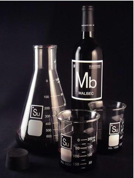 design malbec wine science funny - 7466587136