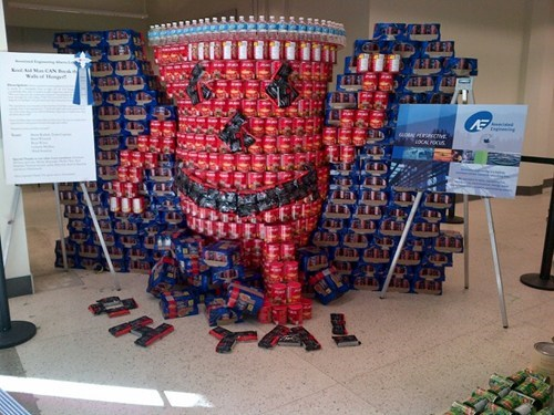 ohh yeah,grocery store displays,kool aid,kool-aid man,funny