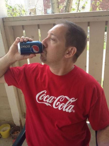 pepsi soda funny coca cola cola wars - 7466779392