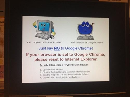 google chrome ie9 internet explorer funny - 7466901248